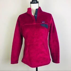 Patagonia Women's Fleece Cherry Pullover M/L